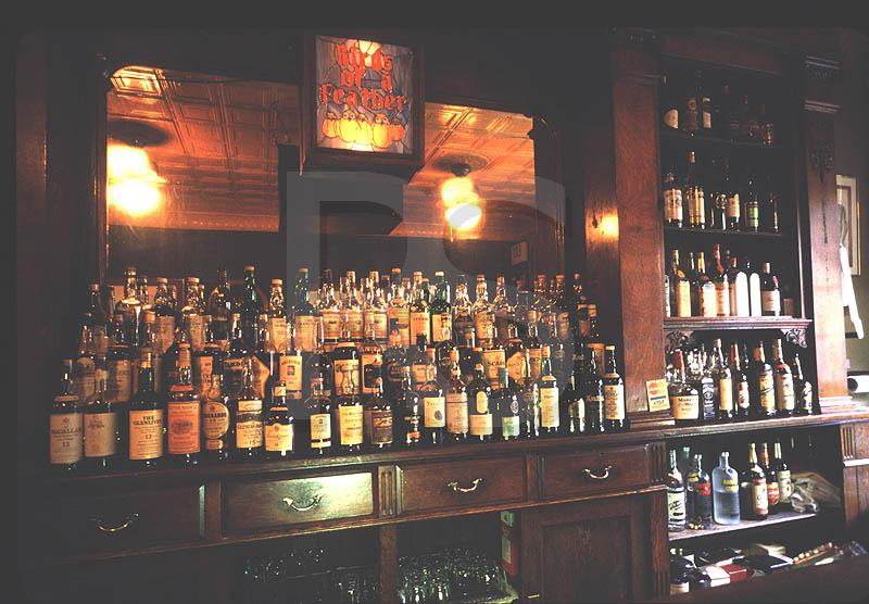 Scotch Wiskey Bar, Interior