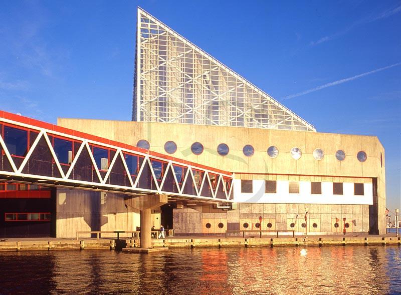 Baltimore Aquarium Exterior