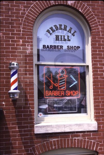 Federal Hill Barber Shop
