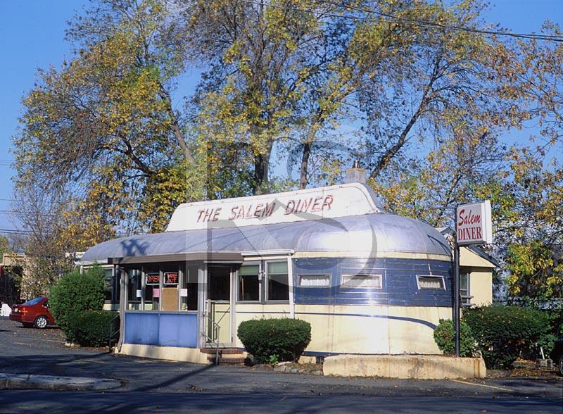 Salem diner exterior for 50 s diner exterior