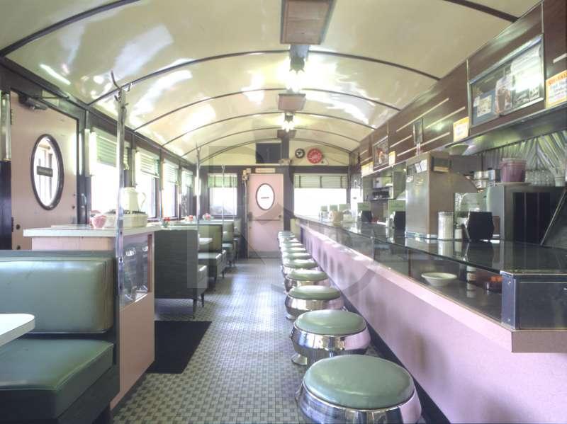 Salem diner interior for Diner interior