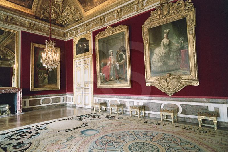 Chateau De Versailles, Interior 4