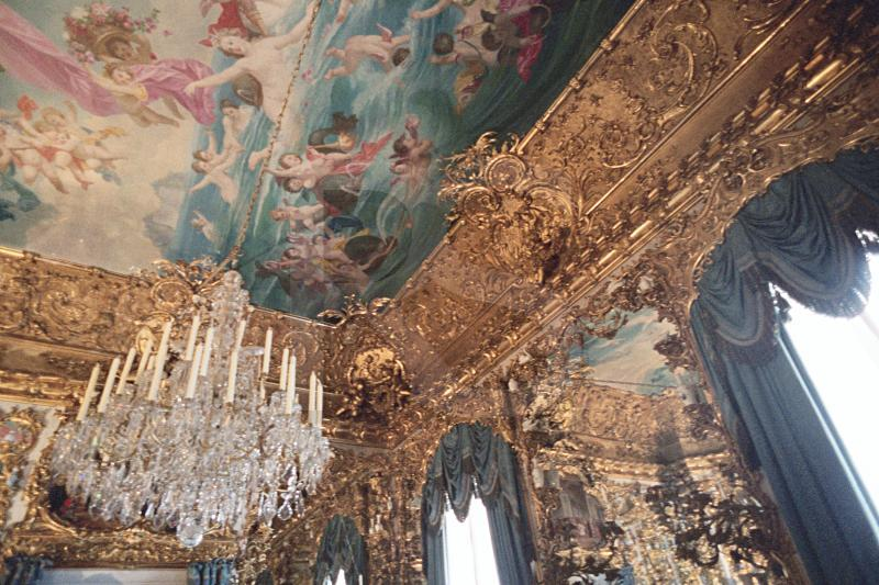 Keywords castle mad king King Ludwig Castle Interior
