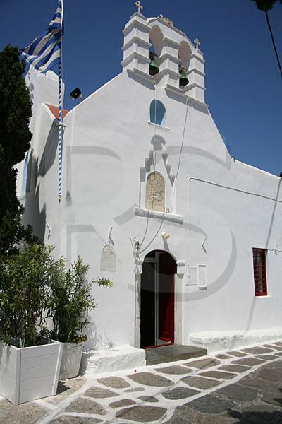 Temple Of Agia Barbara