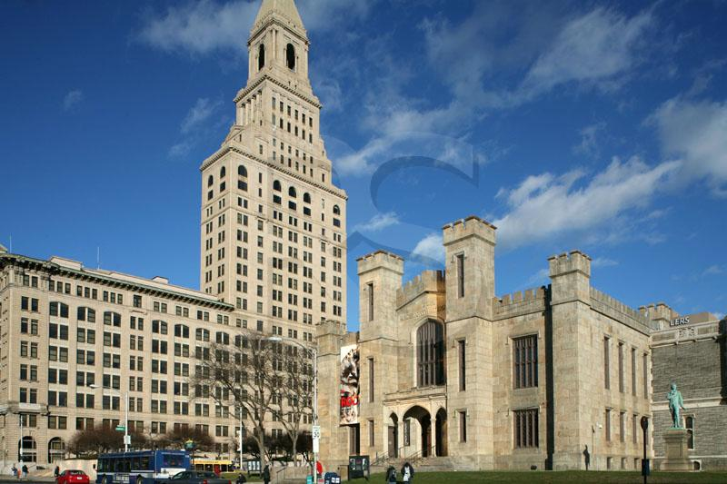 Travelers tower and wadsworth atheneum 2 for Architecture keywords