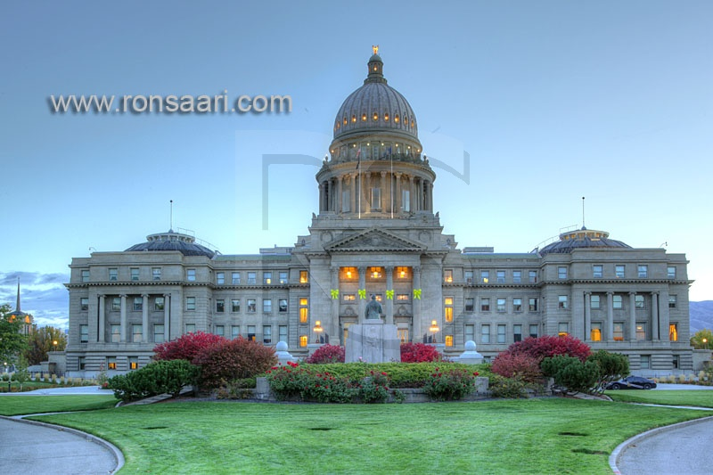 Idaho state capitol building for Architecture keywords