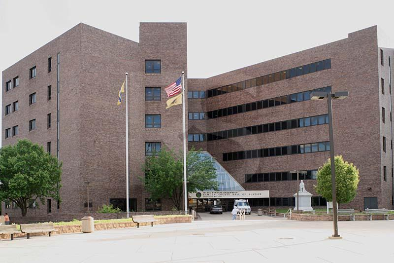 Camden County Hall Of Justice Courthouse