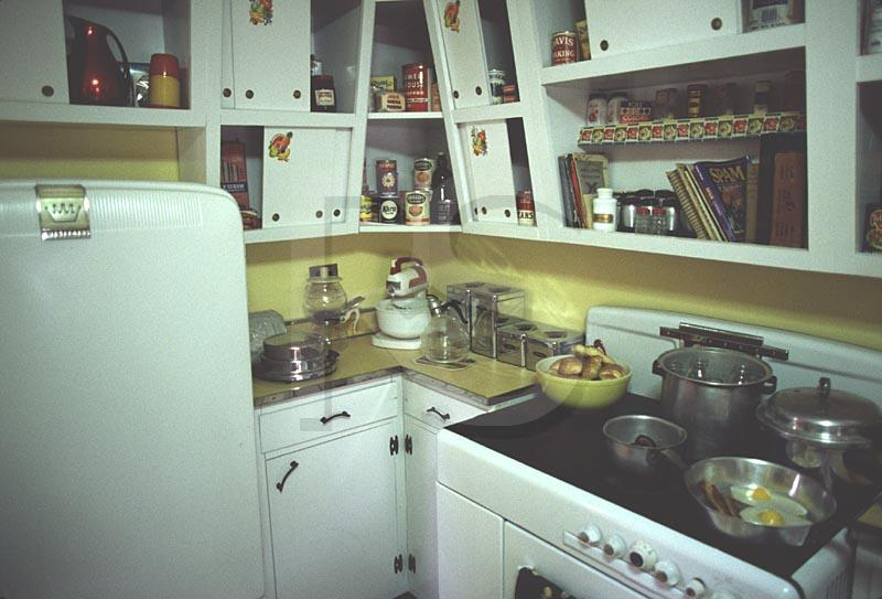 The Fifties Kitchen ~ Modern Design Pictures
