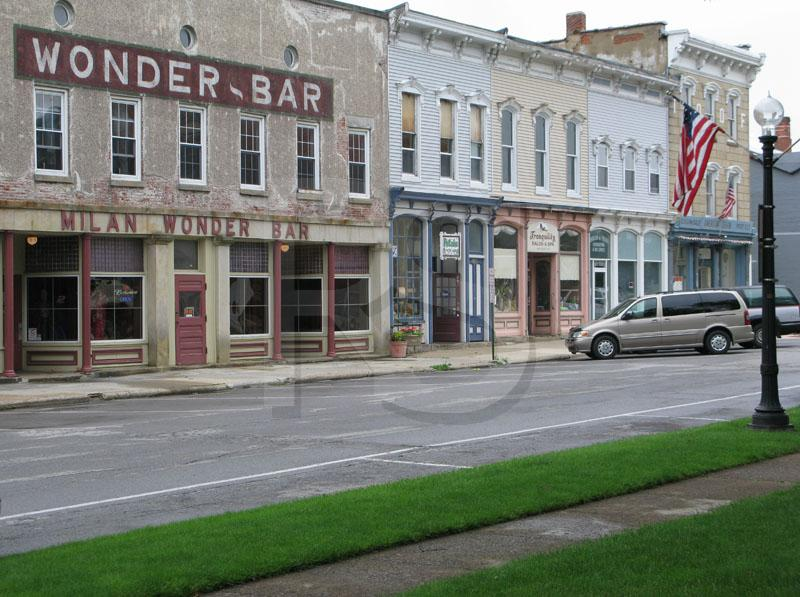 Wonder Bar and Town Square