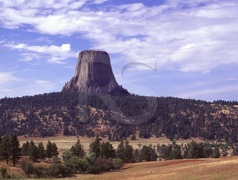 Devils Tower National Monument 1