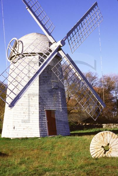Windmill, Jamestown Island