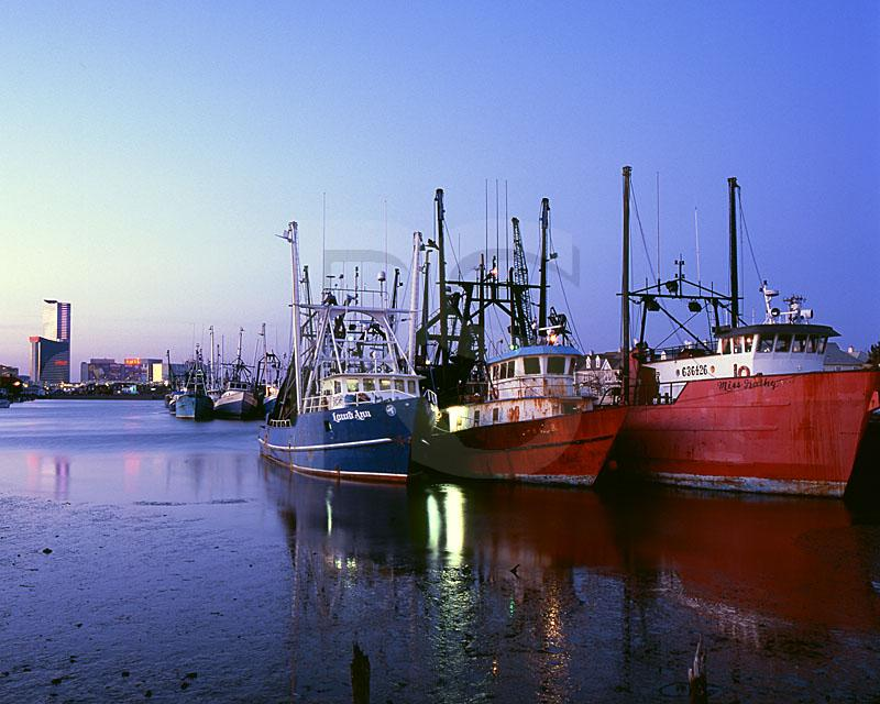 Commercial Fishing Boats, Gardner's Basin