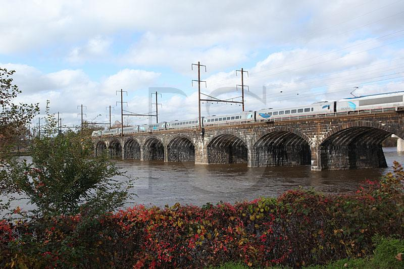 Morrisvile-Trenton Railroad Bridge