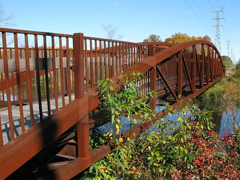 Pig Town Bridge, Trolley Line Trail
