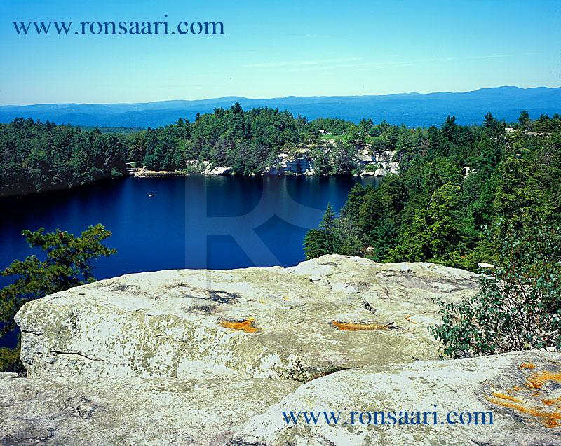 Lake Minnewaska State Park, Cliff House View