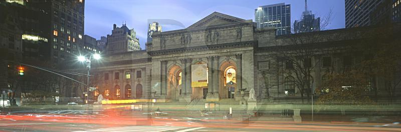 New York Public Library, Panoramic