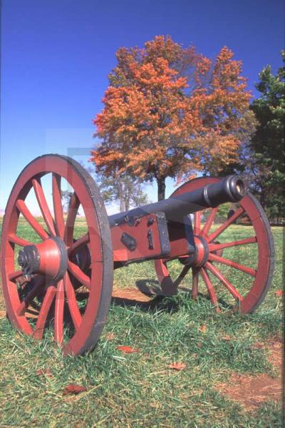 Cannon, Valley Forge Park