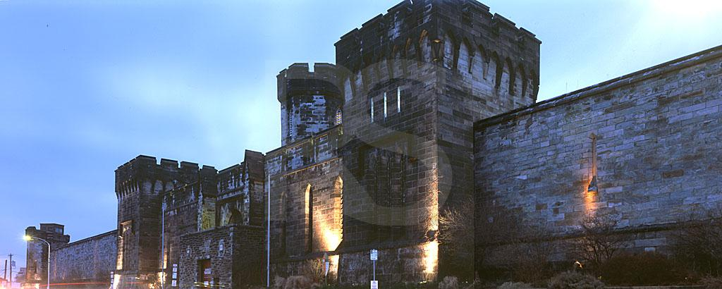 Eastern State Penitentiary Panoramic
