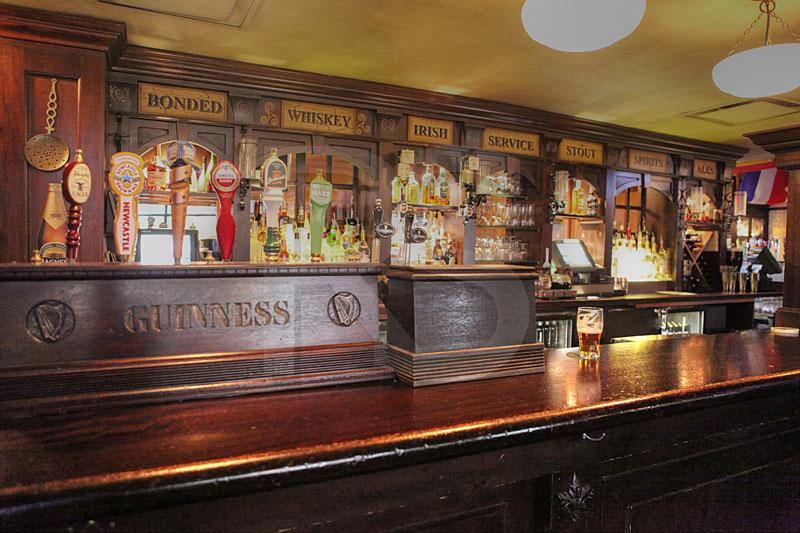 Fado Irish Pub Interior