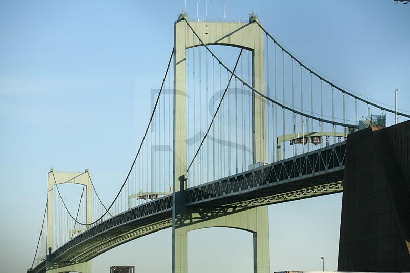 Walt Whitman Bridge, Daytime