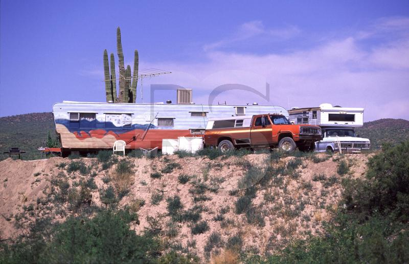 Painted Desert Trailer