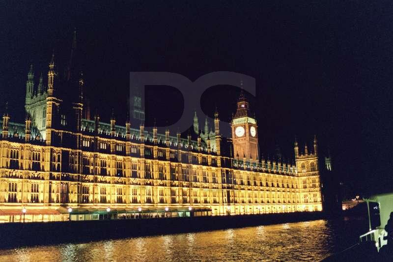 Parliament bldgs at night for Architecture keywords